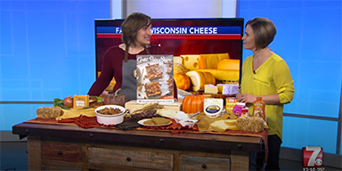Using Wisconsin Cheese to Create Tasty Dishes for the Holidays
