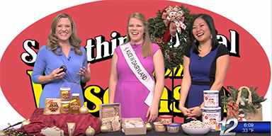 Alice in Dairyland Highlights Wisconsin Cheese Holiday Gifts