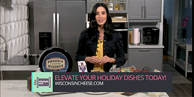 Elevate your holidays with Wisconsin Cheese