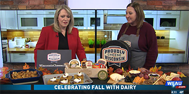 Celebrating Fall with Wisconsin Dairy